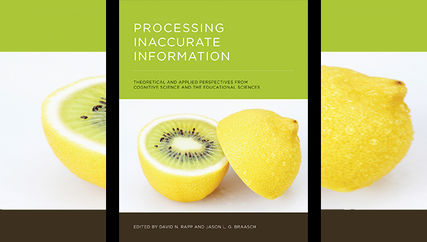 Book Cover- Processing Inaccurate Information